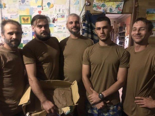 Андрій Лаврега (другий праворуч)/ фото з соцмереж
