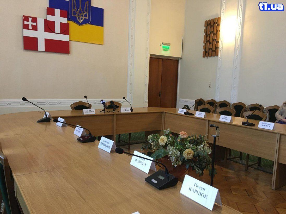 Представлення голови Волинської ОДА перенесли на годину (фото)