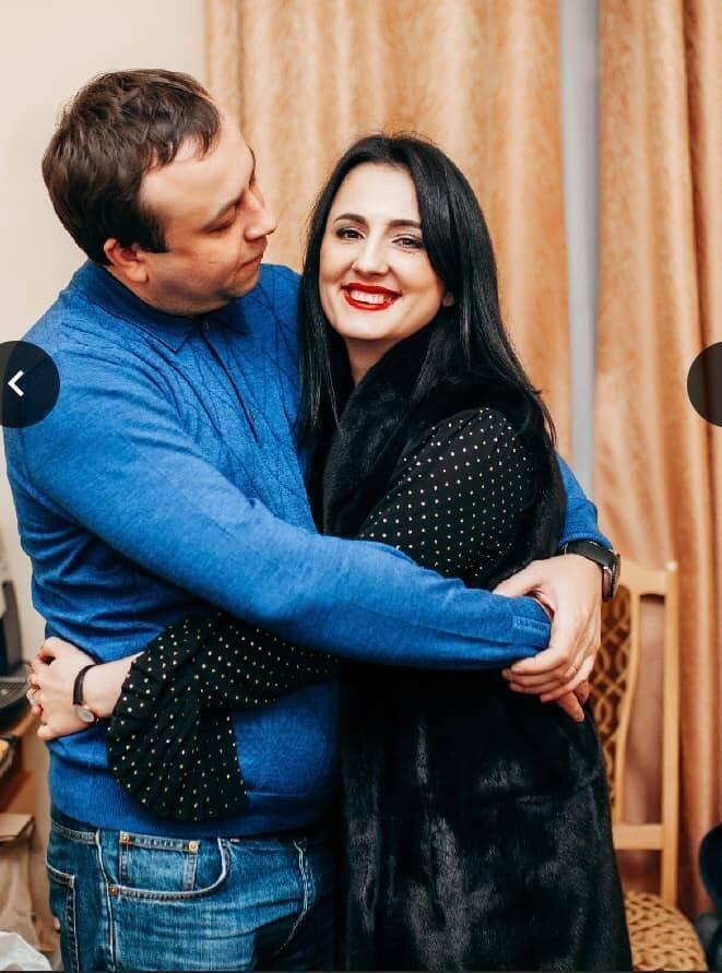 Сергій та Ірина Борзові