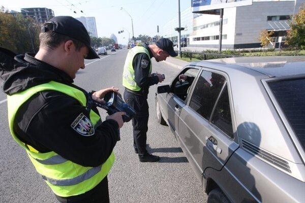 Штрафи для водіїв