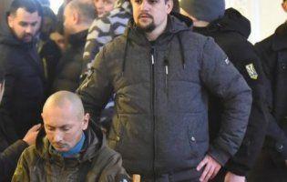 Нацкорпус гаряче зустрів новопризначеного голову Волинської ОДА Юрія Погуляйка (відео)