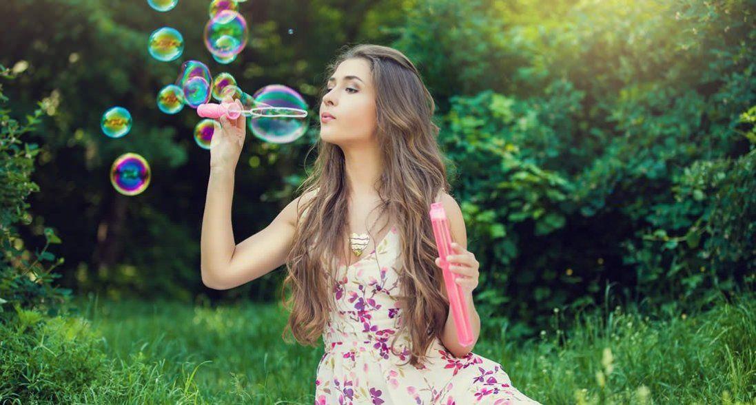 Мильні бульбашки вдома: 10 простих рецептів