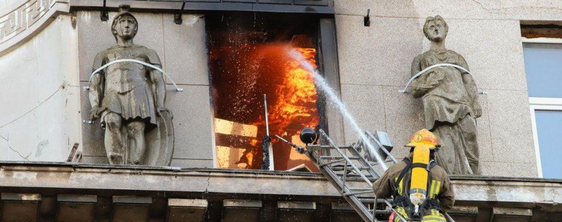 Пожежа в Одесі: жінка, яку вважали загиблою, вижила (фото)