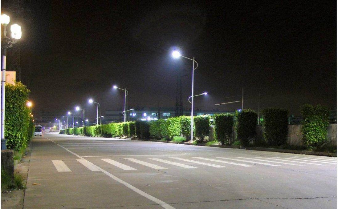 Місто на Волині облаштовують сучасними LED-світильниками