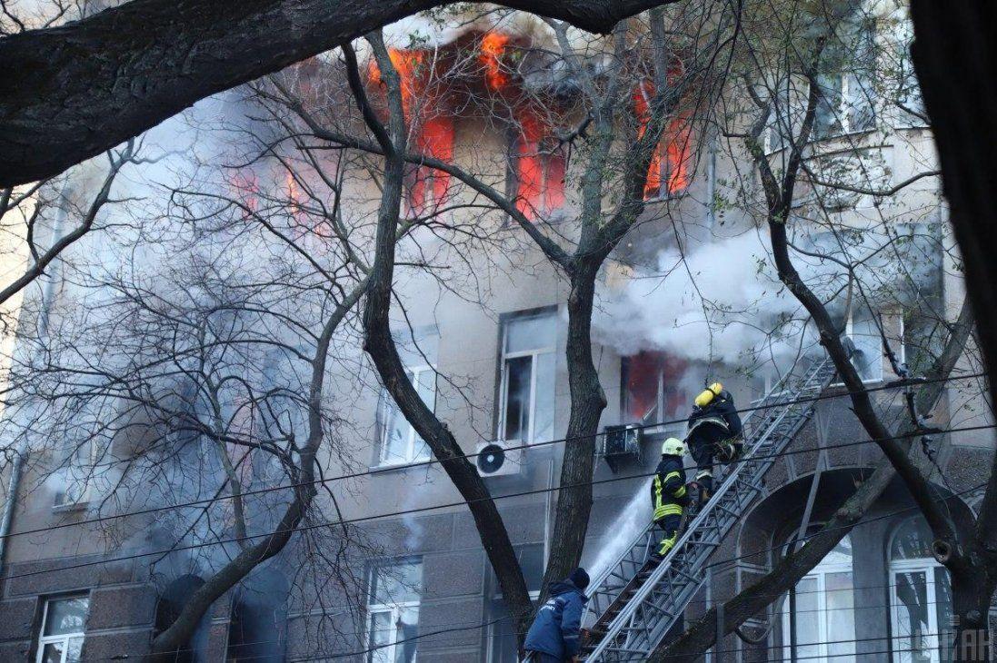 З'явилося фото 17-річної жертви пожежі в одеському коледжі