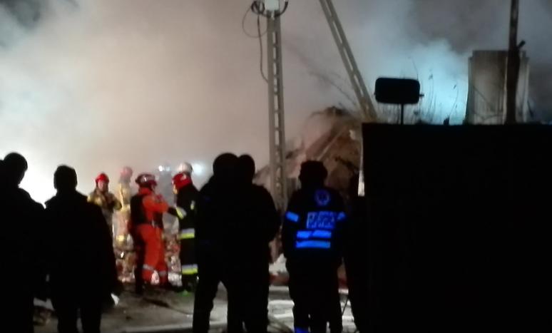 У результаті вибуху газового балону в Польщі загинуло шестеро людей