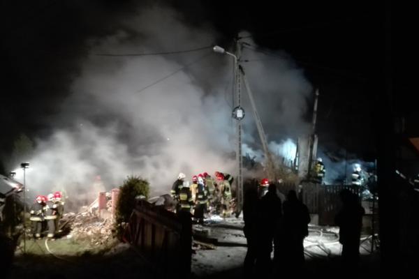 У Польщі у будинку вибухнув балон