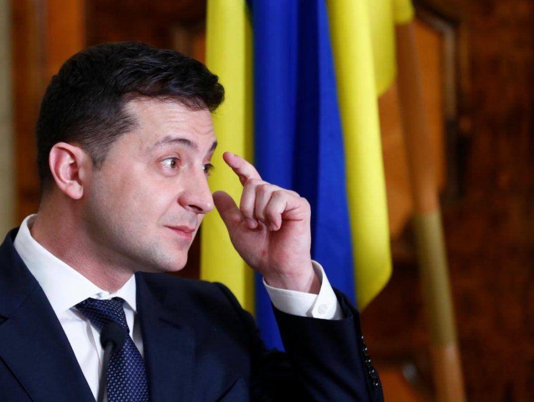 В Офісі президента примудрилися звільнити Зеленського (фото)
