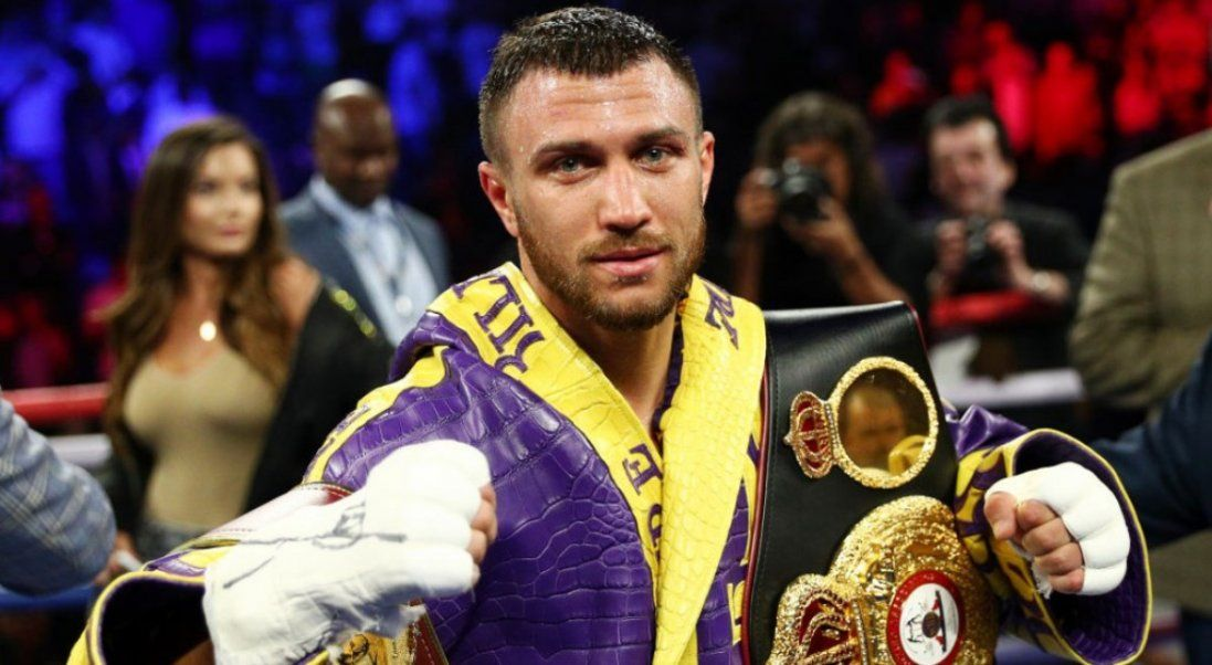 За версією WBO Ломаченко – найкращий боксер 2019 року