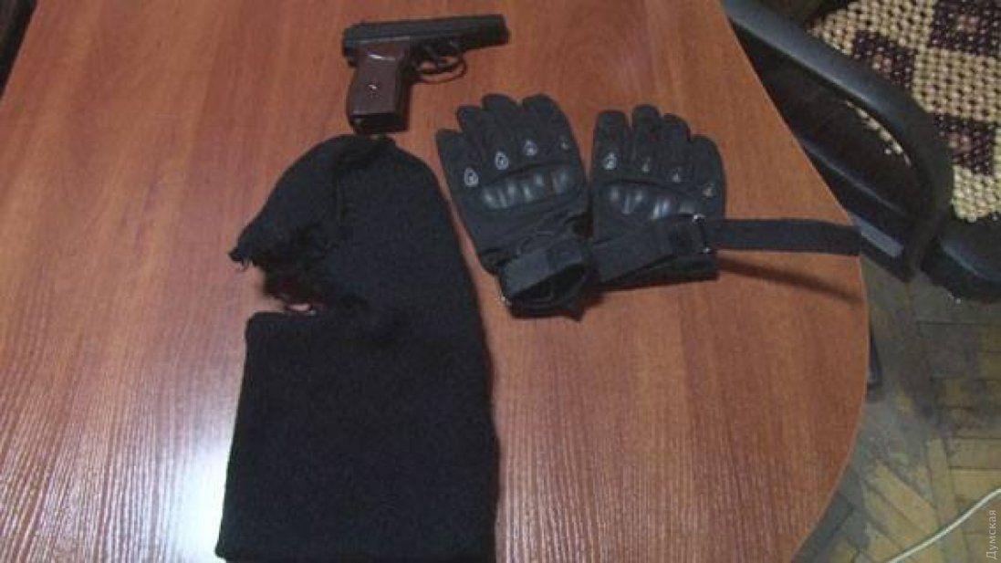Погоня на Волині: балаклави, зброя і покинуте авто