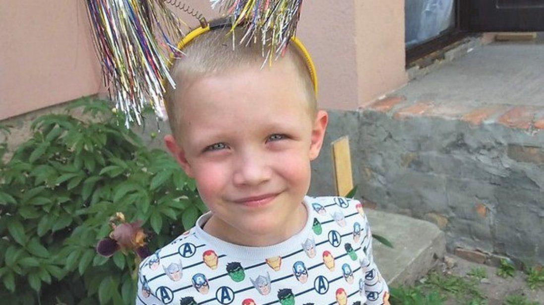 Завершили розслідування вбивства п'ятирічного Кирила
