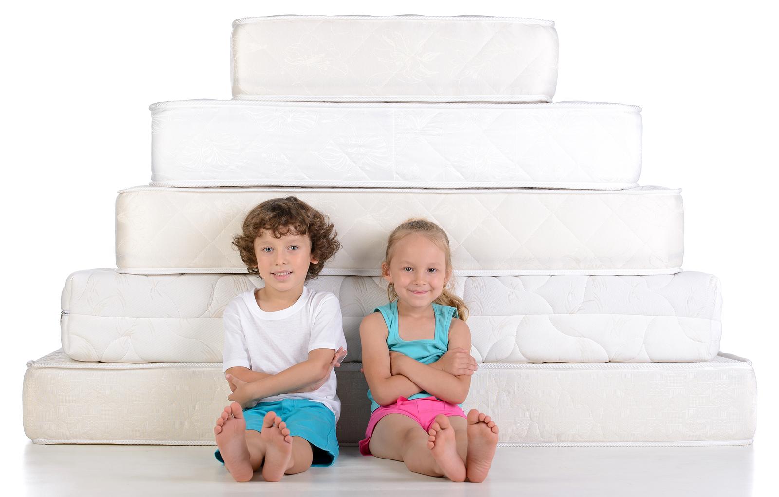 Обираємо дитячий матрац: як не помилитися та на що звернути увагу
