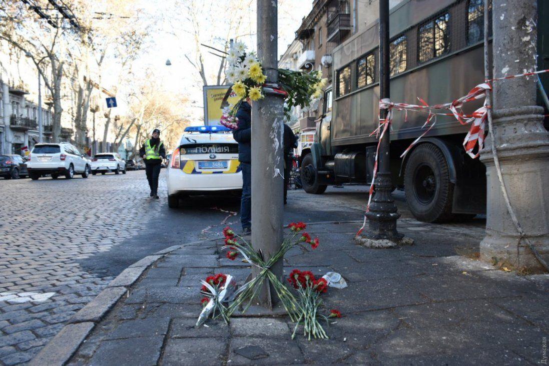 День трауру в Україні: 8 грудня вшановуємо пам'ять загиблих в пожежі в Одесі
