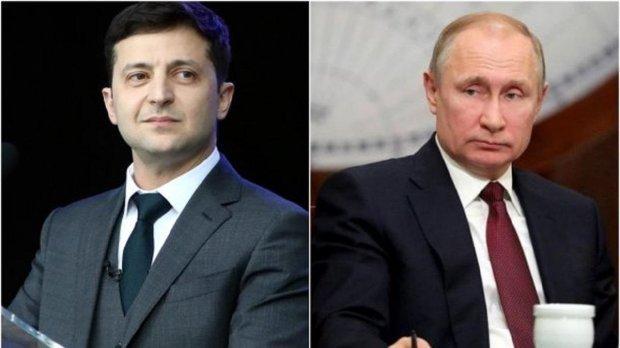 Це буде першою зустріччю Зеленського і Путіна / колаж 24 каналу
