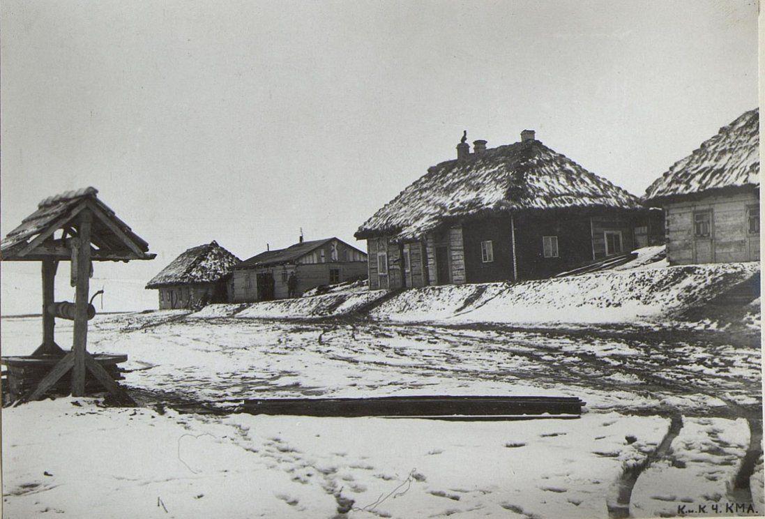 Раритетні фото села на Волині