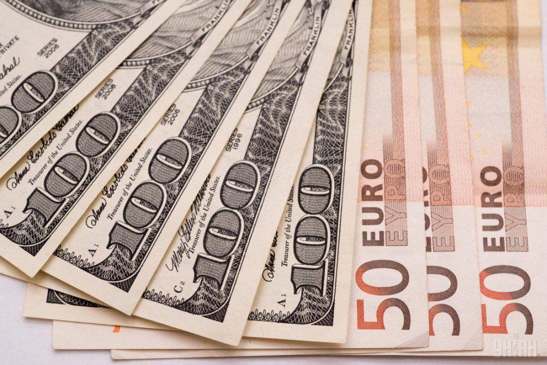 Курс валют: долар і євро помітно впали в ціні