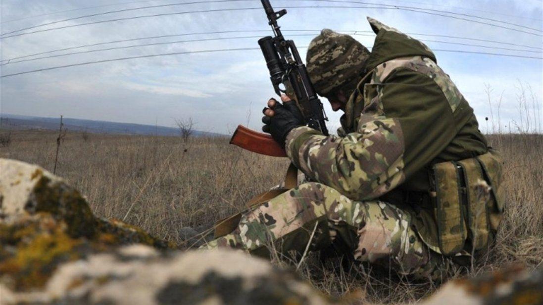 На Донбасі підірвалося троє українських військових