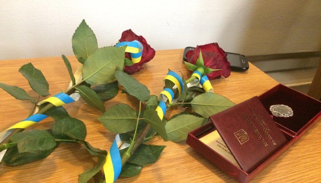 Трьом волинянам вручили відзнаки від Зеленського (фото)