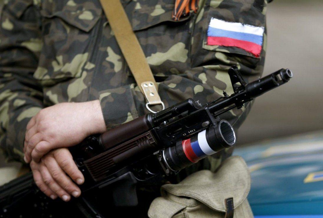 На Донбас прибули російські військові?