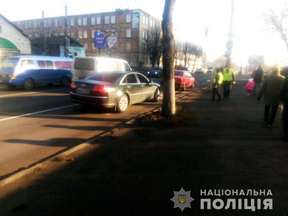 ДТП у Луцьку: постраждала вагітна жінка