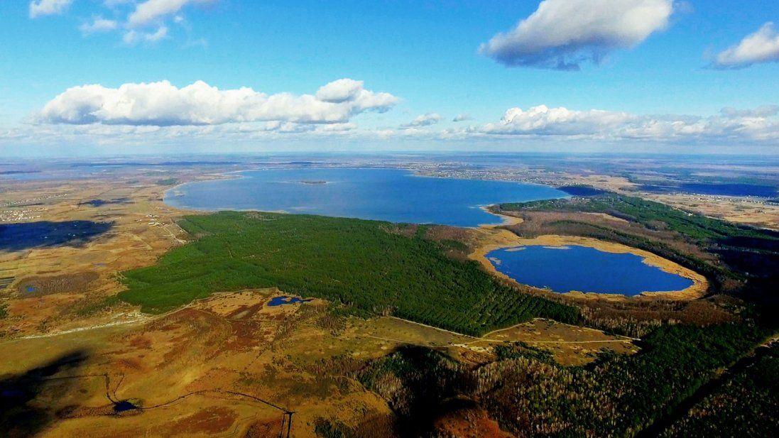 Шацький національний парк увійшов до «смарагдових» територій Європи
