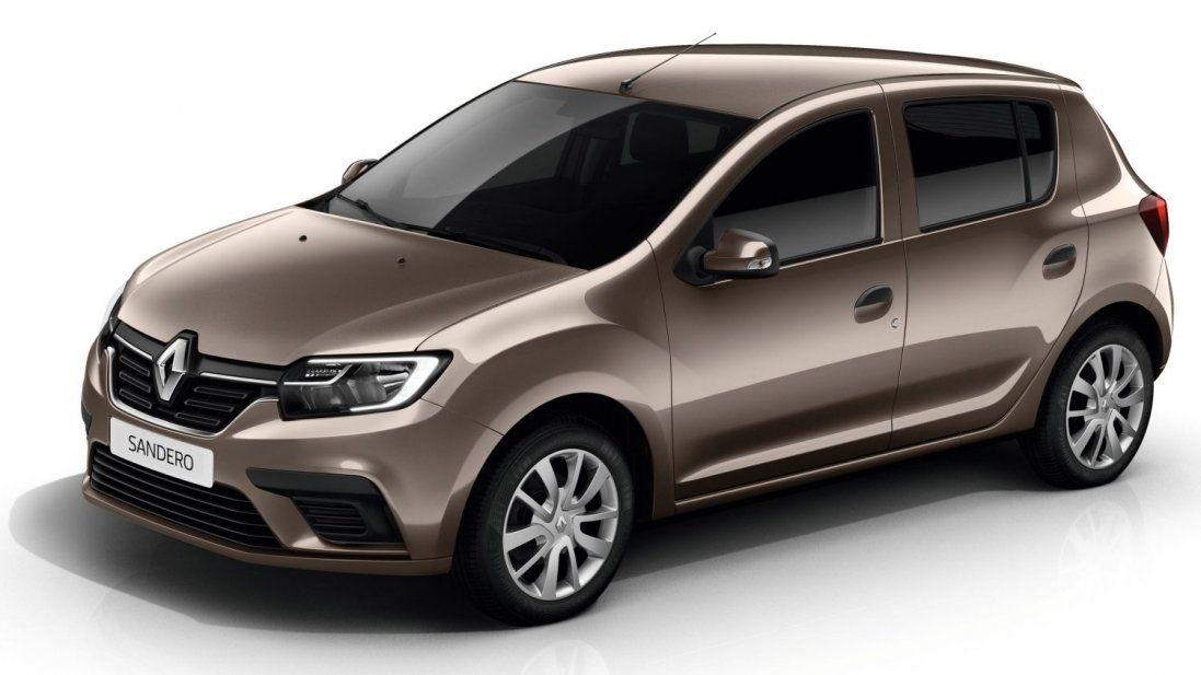 Показали фото нового Renault