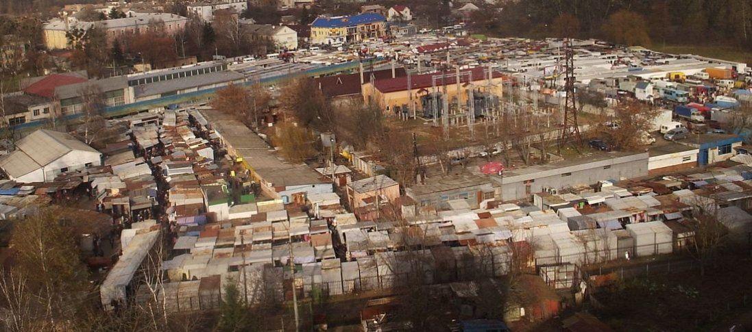 У Луцьку зупиняє роботу Центральний ринок