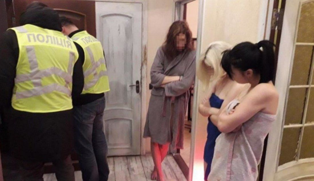 Високопосадовці поліції «кришували» проституцію в Києві. Скільки їм платили
