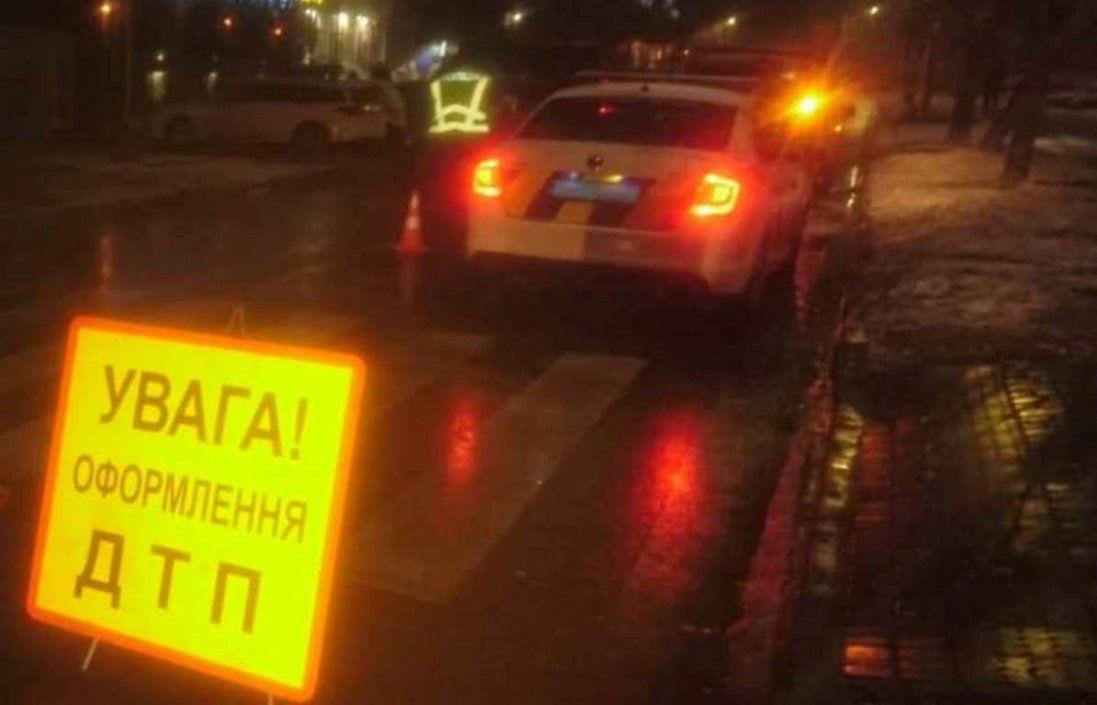 У Луцьку автомобіль збив дитину (фото)