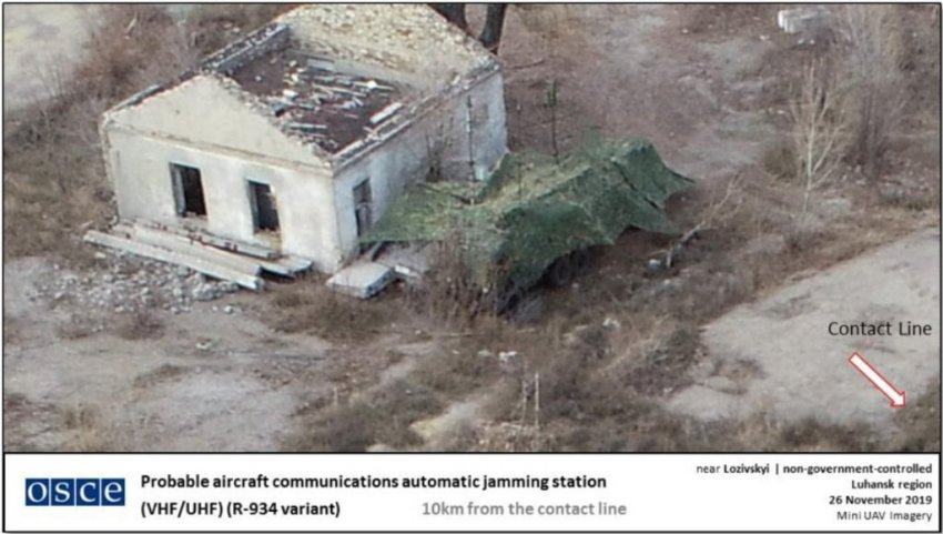 Росія перекинула військову техніку на Донбас