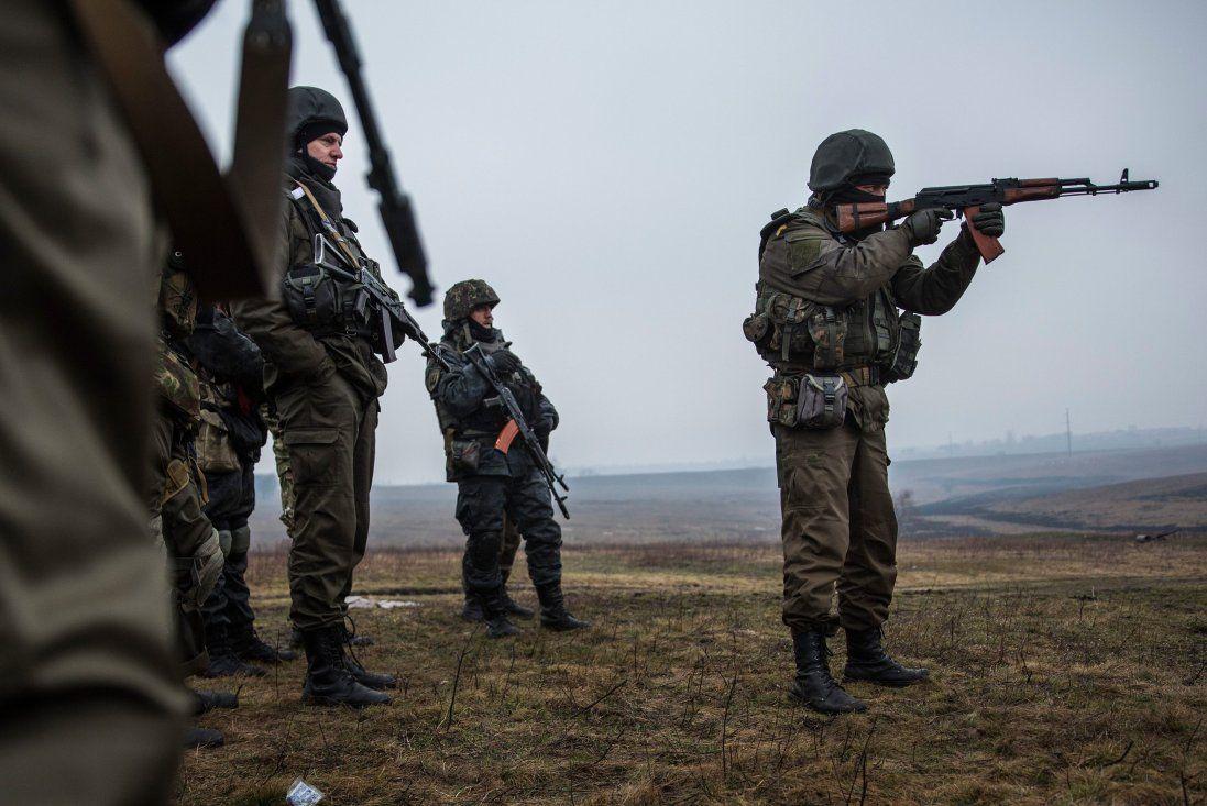 Бойовики п'ять разів порушили режим «тиші» на Донбасі