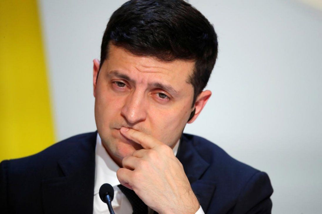 Зеленський дав перше інтерв'ю російському телеканалу