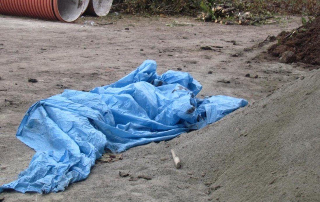 Волинянин помер на городі в сусіда