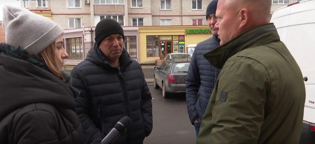 Лучан лякає вібрація з магазину (відео)