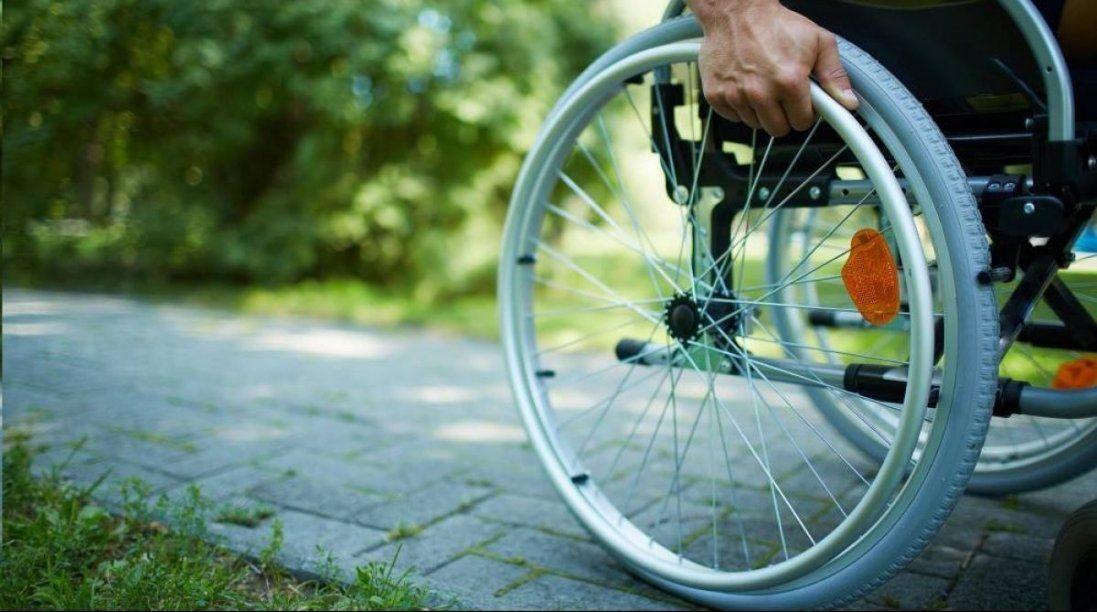 Особи в інвалідних візках стають учасниками дорожнього руху