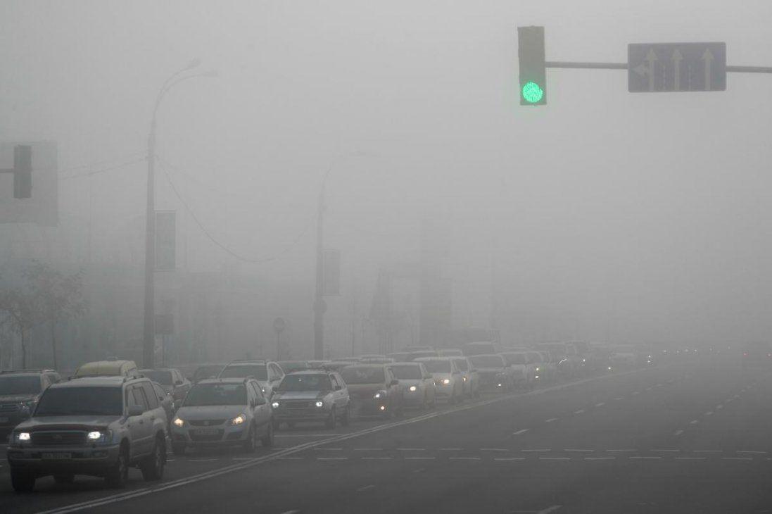 В Україні – штормове попередження через туман