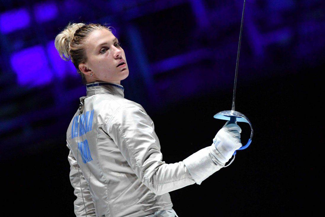 Українська фехтувальниця завоювала «золото» Кубка світу (фото)