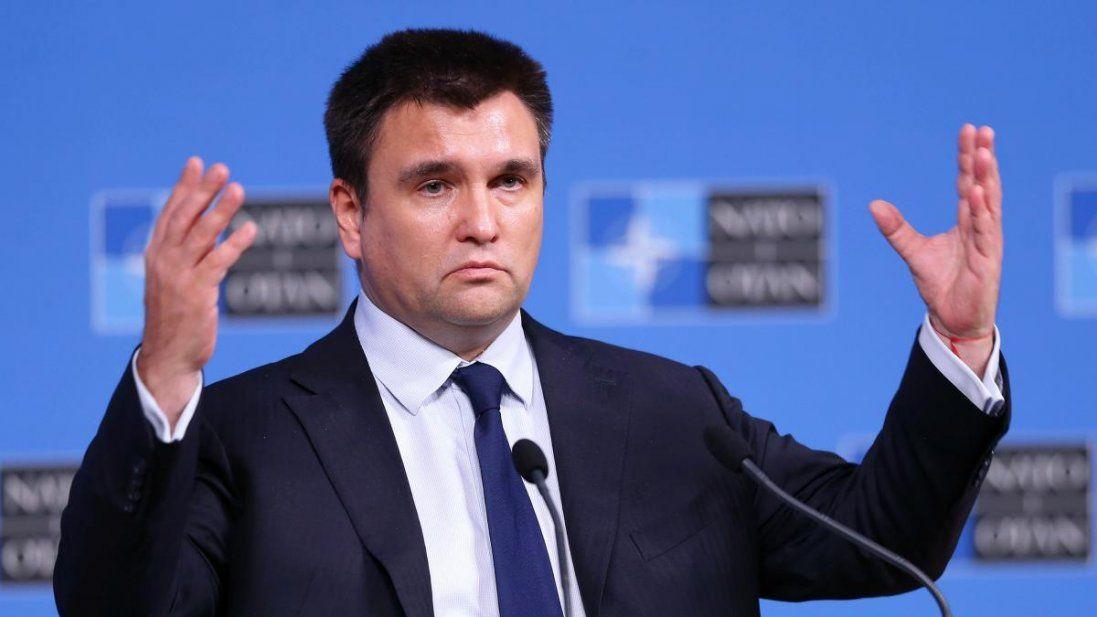 Путін «мітить» на чотири українських міста, – Клімкін