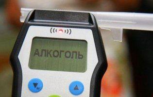 У Луцьку виявили водія буса із п'ятьма проміле алкоголю у крові