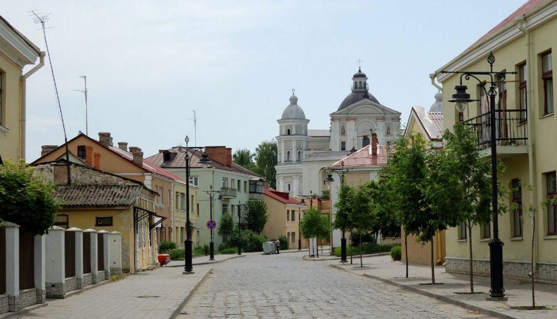 Старе місто Луцька — без води