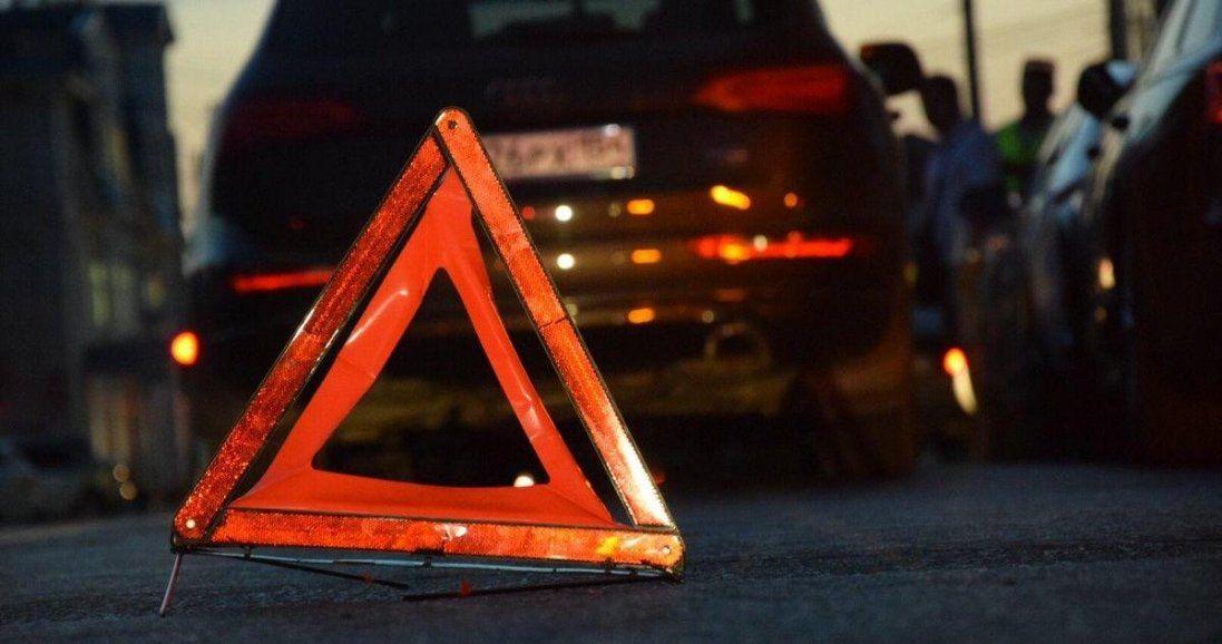 Спіймали водія, який скоїв ДТП поблизу Луцька (фото, відео)