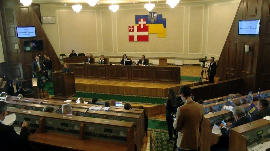 У Волинській облраді створили депутатське об'єднання «Тільки разом»