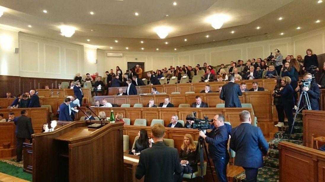У Волиньраді – нове депутатське об'єднання «Патріоти Волині»