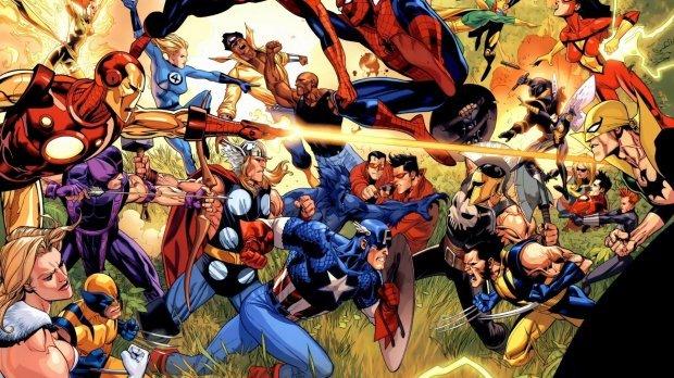 Комікси – подарунок для любителів супергероїв