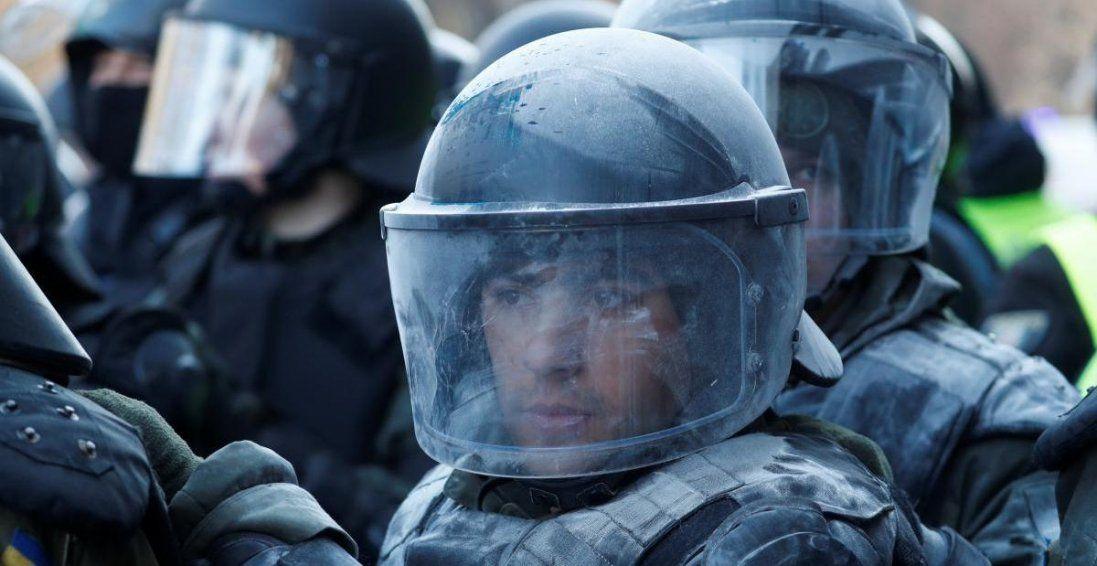 Що відомо про учасників сутички в Києві (відео)