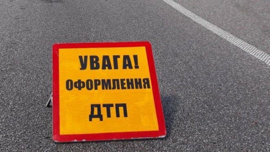 У Луцьку зіткнулись Renault і Volkswagen (фото)