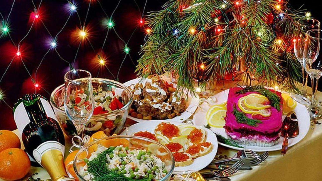 Що смачного приготувати вдома на Новий рік (фото)