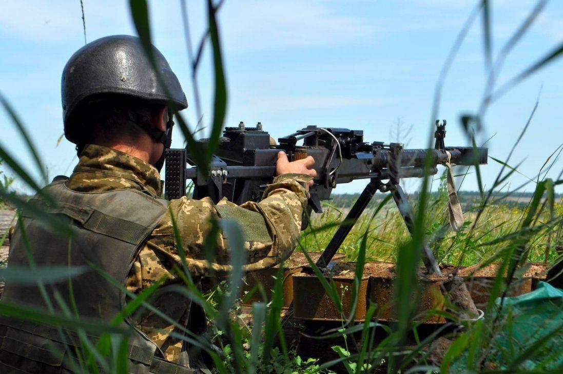 Вбивство цивільного на Донеччині кваліфікували як теракт