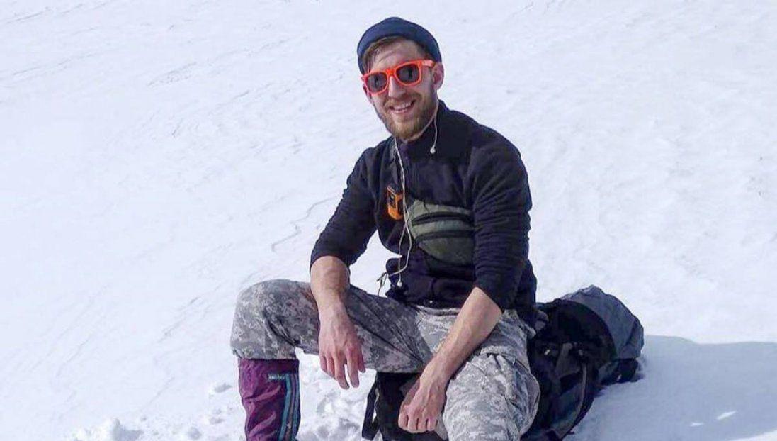 Чому луцький атовець Олексій Кушнєр водить людей у гори (фото)