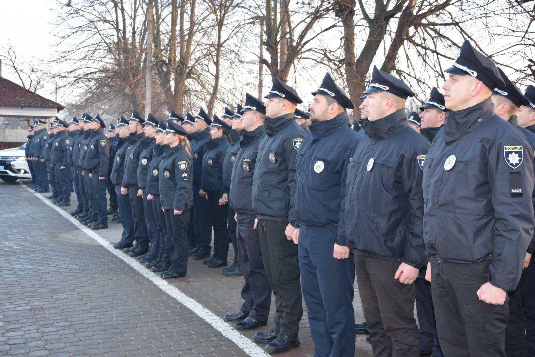Сьогодні — день народження патрульної поліції Волині (фото)